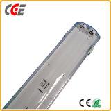 Luz T5 12W los 90cm del tubo del LED integrados con el corchete