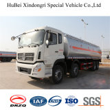 28cbm China Top 10 Dongfeng Euro 4 Fuel Tank Truck