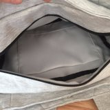 Tcはファブリック柔らかい方法女性戦闘状況表示板のハンドル袋を編んだ