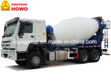 Sinotruk HOWO 6X4 10m3 Betonmischer-Becken-Pumpen-LKW