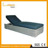 Presidenza di piattaforma di menzogne del Lounger del salotto della base di Sunbed della mobilia esterna della spiaggia della piscina