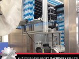 Máquina de etiquetado plana de la etiqueta engomada de la botella