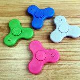 Entlasten bester verkaufender neuer Finger-Spinner der Ideen-2017, LED-Finger-Spinner-Spielwaren für Druck China-Hersteller