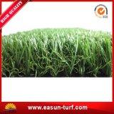 Preço sintético da grama da paisagem do competidor para a decoração da HOME e do jardim