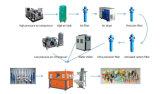 automatische Plastic het Vormen van de Slag van de Rek van de Fles van het Water 3liter 4eyes Machine
