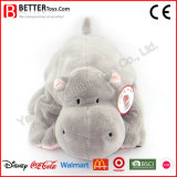 Chine Factory Soft Animals Peluche Toy Hippo