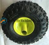 Roda pneumática para o Wheelbarrow e o carro das ferramentas