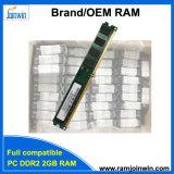 De snelle Ecc van de Levering Unbuffered niet RAM van de Desktop DDR2 2GB