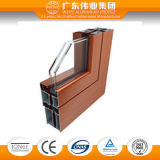 Puertas de plegamiento rotas termales de aluminio del nuevo diseño
