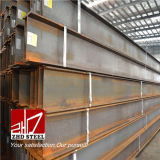 Feixe do material de construção H do produto de aço laminado a alta temperatura
