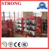 Gru della costruzione/Tre-Motore del meccanismo azionamento dell'elevatore/Two-Motor
