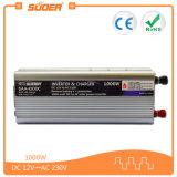 Suoer deux dans un C.C 1000W à l'inverseur de pouvoir à C.A. 12V avec le chargeur 10A (SAA-1000C)
