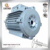 Peças de máquinas de fundição em areia Bloco do motor de liga de alumínio