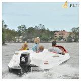 Barco de lujo de la velocidad del barco del barco FRP del deporte