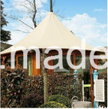 Het Kamperen van de Tenten van Glamping Tent Gazebos voor Verkoop