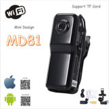 Portable MD81 Mini Wi-Fi / IP sem fio Cam Remote Surveillance DV Security Micro Camera