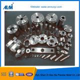 中国の高精度CNCは鍛造材を停止する部分を機械で造った