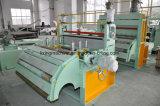 Feuille professionnelle chaude de bobine de silicium de bonne qualité de vente fendant la ligne de rebobinage