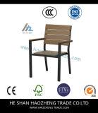 2のセットHzdc145-1家具の肘のない小椅子-マホガニーの終わり