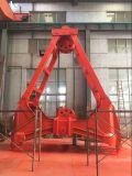 Грейферный ковш сосуда механически подводный драгируя для драгировать
