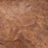 Venda quente em 2017 couros sintéticos gravados retros do plutônio para o saco de mão da sapata (E6083)