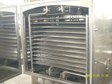 Limón que seca el horno del aire caliente