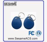 Indicateur de clé de proximité de fin de support d'IDENTIFICATION RF bon marché du contrôle d'accès 125kHz avec la couleur multi facultative (SD8)