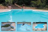 Wasserdichte Swimmingpool Plastik-Belüftung-Zwischenlage