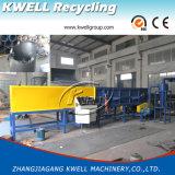 HDPE, PVC, tubo de PPR que recicla la desfibradora