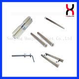 Rare Earth Permanent Neodymium Bar Magnet / Magnetic Rod