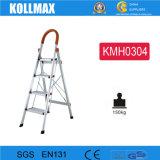 De Vouwbare Ladder van uitstekende kwaliteit van het Aluminium van 4 Stappen