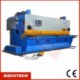 QC11y de Hydraulische Scherende Machine van de Straal van de Schommeling/de de Scherende Machine van het Metaal van het Blad/Snijder van het Metaal