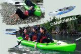 Grande chambre et Capacité Famille utilisation récréative Kayak de pêche