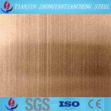 Feuille d'acier inoxydable de fabrication de la Chine en acier inoxydable