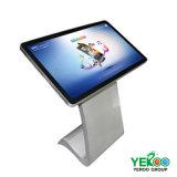 Kundenspezifisches an der Wand befestigtes Bildschirm-Video Digital-LCD, das Gerät bekanntmacht