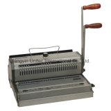 Máquina obligatoria resistente superventas Wb-2220/Wb-2220b de libro del alambre del manual A4