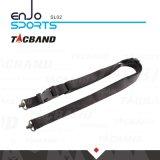 Tacband SL02 Op zwaar werk berekende Nylon 2 aan-1 Tactische Slinger van het Punt met naaien-in Qd de Wartels van de Drukknop