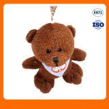 Claro personalizado - urso marrom da peluche
