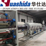 HDPE Thin Wall Jacket Pipe Isolated Oil Pipe Making Machine
