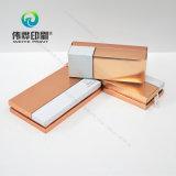 Venta caliente y buena calidad de impresión Espumoso caja de papel de regalo