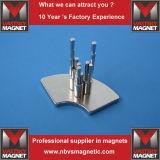 A magnete permanente per il motore senza spazzola di CC determina e gestisce i cuscinetti magnetici