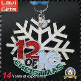 Ejecución de encargo Medalla Medalla de recuerdos para la Navidad