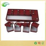 La insignia de encargo imprimió el rectángulo de empaquetado de la alta resina rígida de 10 paquetes (CKT-CB-135)