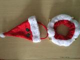 Accessoires de Cosplay de crabot de produits d'animal familier de vacances de Holloween de Noël