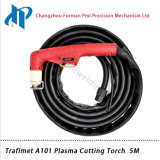 Сварочный огонь 5m плазмы Trafimet A101 портативный с центральным разъемом