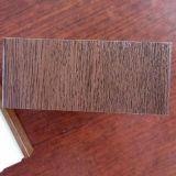Profilo della laminazione nel colore di legno