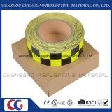 Тип Traffice сота PVC предупреждая винил отражательной ленты слипчивый (C3500-G)
