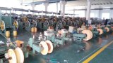 Glasfaser deckte Magnet-Aluminiumdraht 1.5*5 mm 1.5*5.3mm ab
