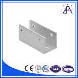 De alta precisión y calidad del producto de aluminio CNC