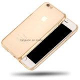 360 het hoogtepunt behandelde Geval van de Telefoon van de Cel van de AntiDaling het Uiterst dunne Zachte voor iPhone 7/7 plus